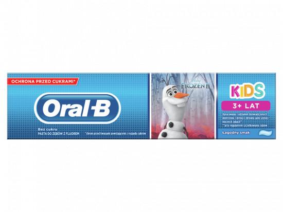Oral-B Kids Pasta do zębów 75 ml, 3+ lat