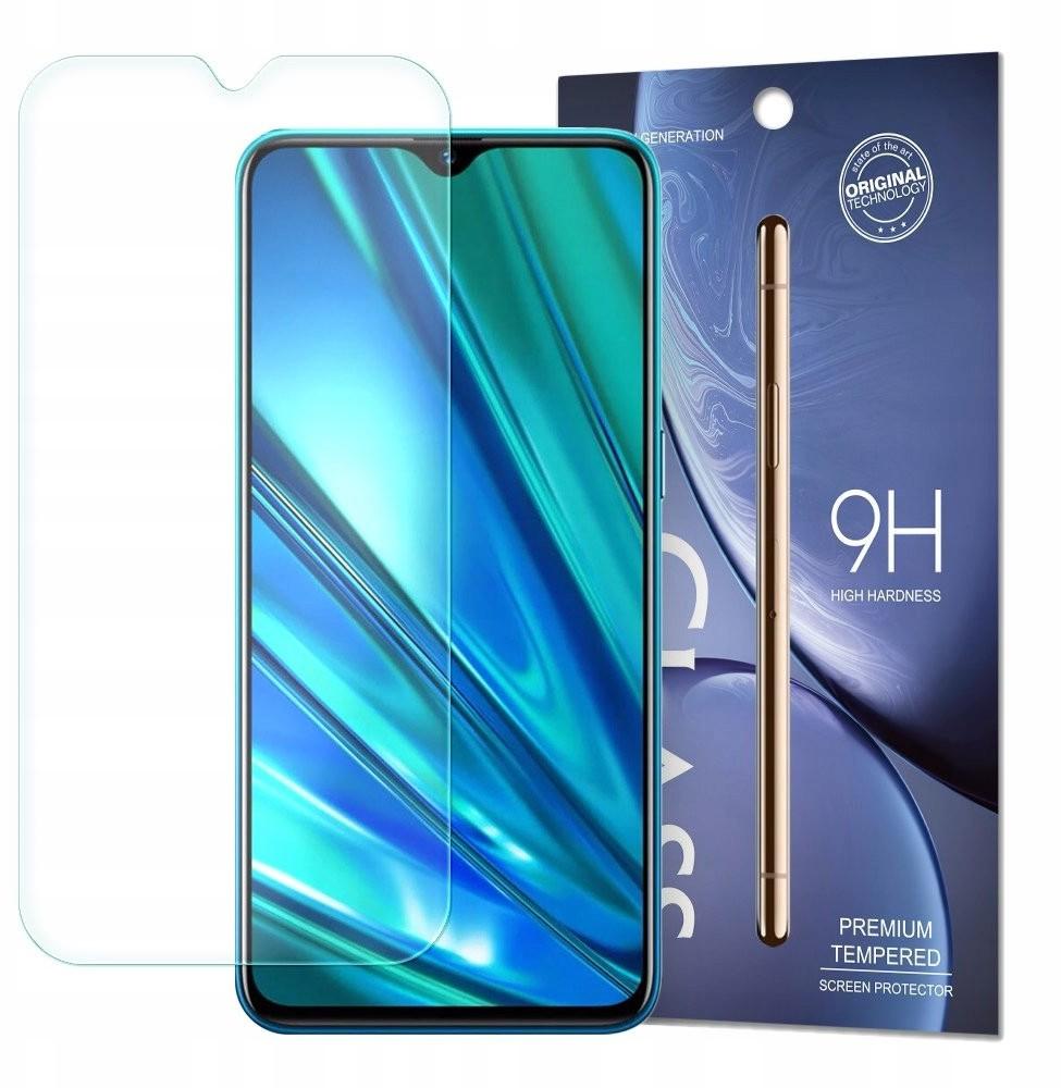Wytrzymałe szkło hartowane 9H do Realme 5 Pro
