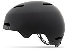 Giro GIRO Dime FS Dirt BMX kask rowerowy dziecięcy czarna 2018, S (51-55cm) GIHDIMFBS