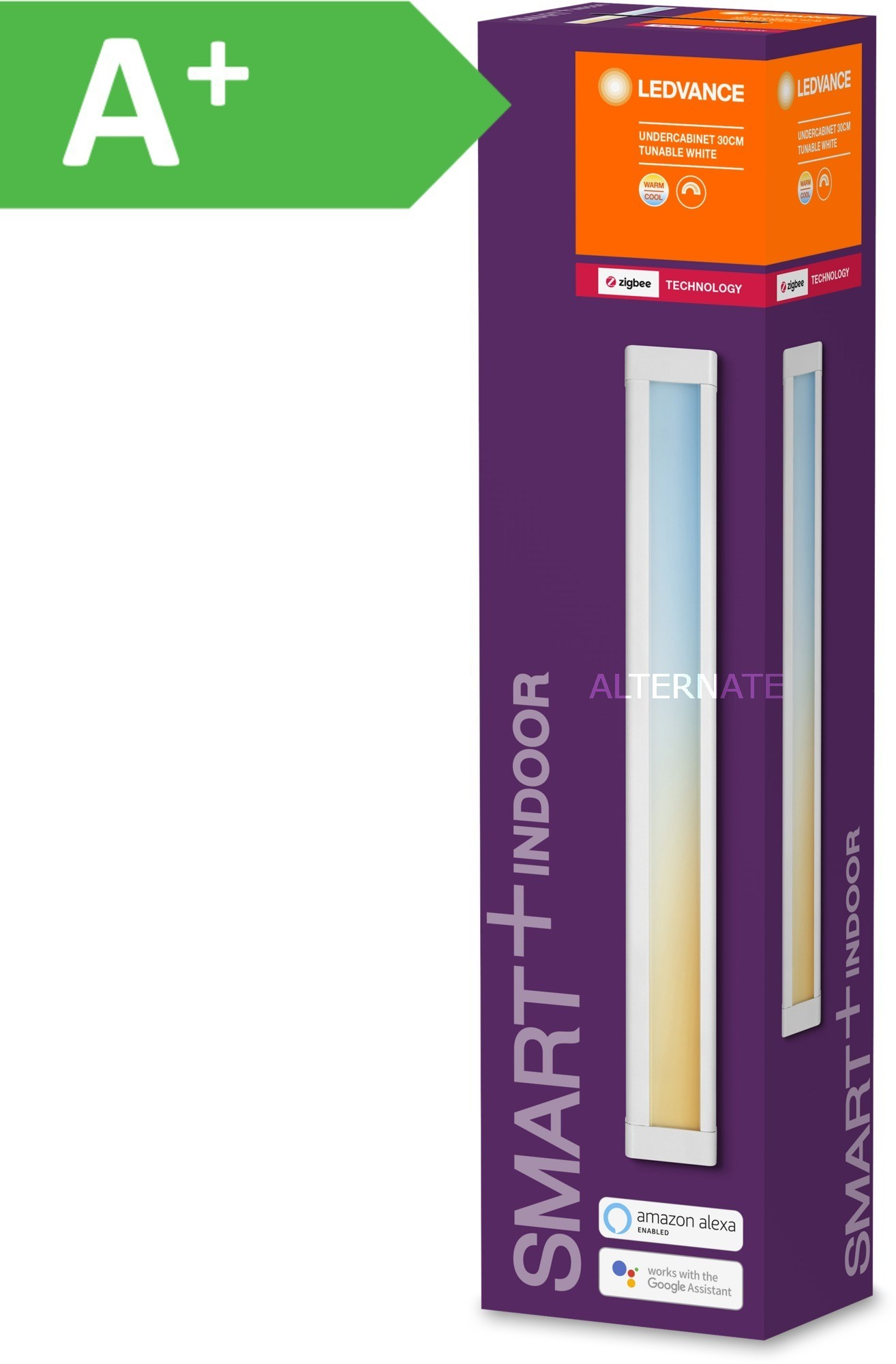 LEDVANCE SMART+ Undercabinet Tunable White Smart panel Biały ZigBee 5 W, LED light