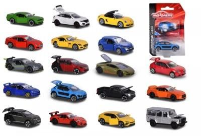 Majorette Toys auta premium