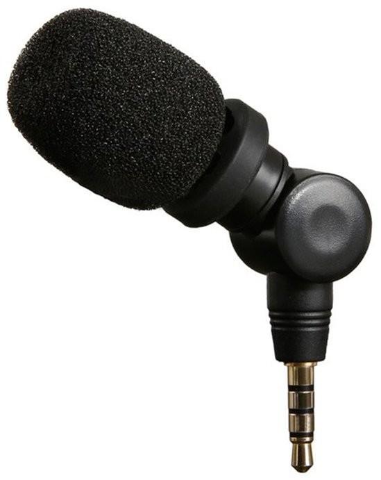 Saramonic SmartMic - mikrofon do smartfonów