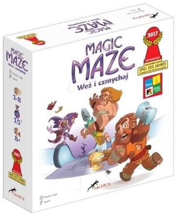 Lacerta Magic Maze - Weź i czmychaj