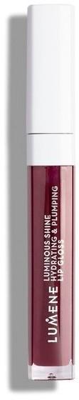Lumene Luminous Shine Lip Gloss Błyszczyk do ust 10 freash plum 5ml 51440-uniw