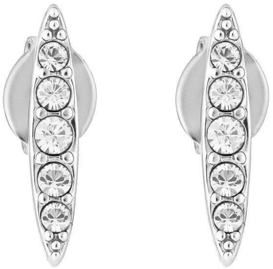 Adore Pave Navette Stud Earrings 5303123