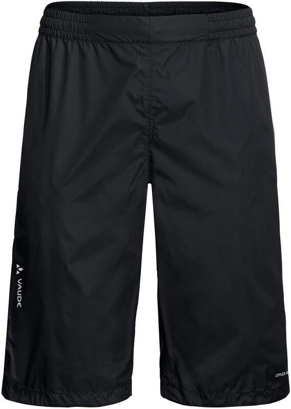 Vaude VAUDE Drop Spodnie krótkie Mężczyźni, black M 2020 Spodenki rowerowe 413570105300