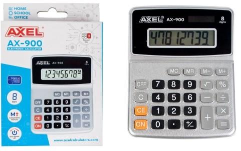 AXEL Kalkulator Ax-900 pudełko 50/100