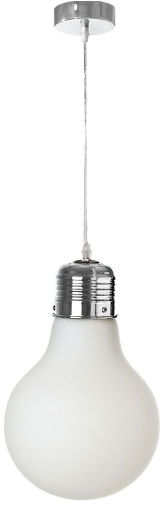 Ledart Lampa Biała Żarówka fi30 Biała Żarówka fi30