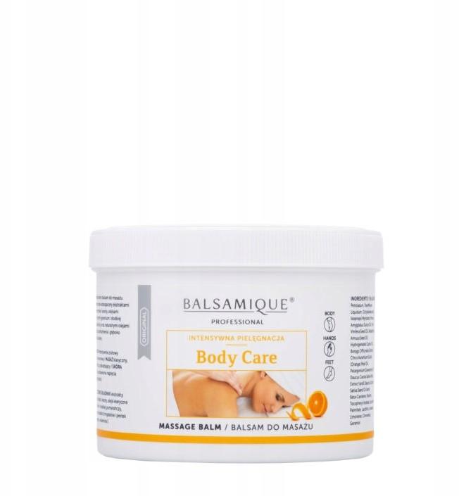 Balsamique Pomarańczowy Balsam do Masażu 500ml