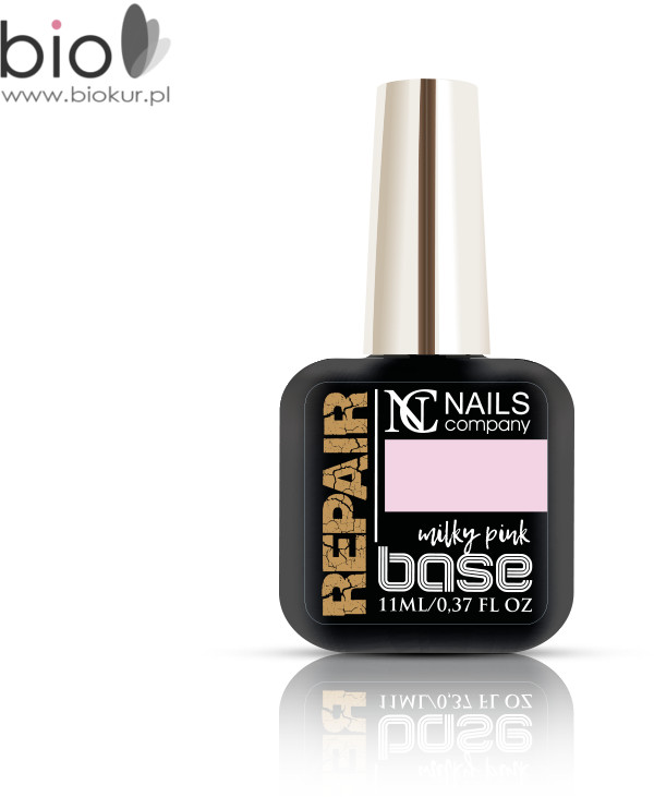 NAILS COMPANY NOWOŚĆ! Repair Base Milky Pink Nails Company 11 ml
