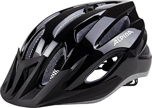 Alpina Kask rowerowy MTB 17, czarny, 58-61 cm 9719330