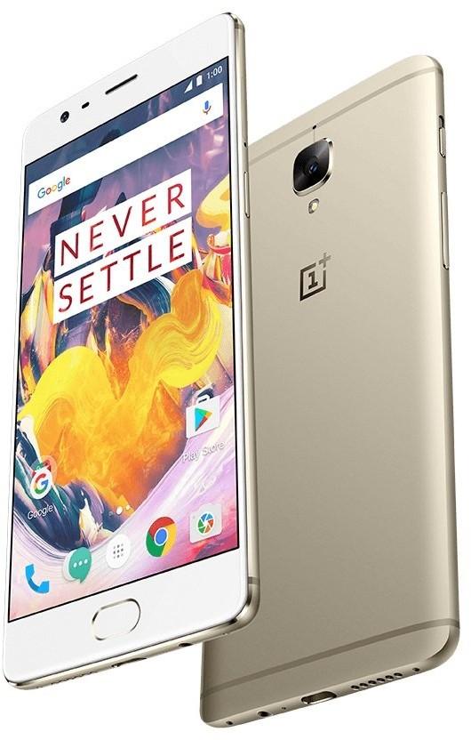 Opinie o OnePlus 3T 128GB Dual Sim Złoty