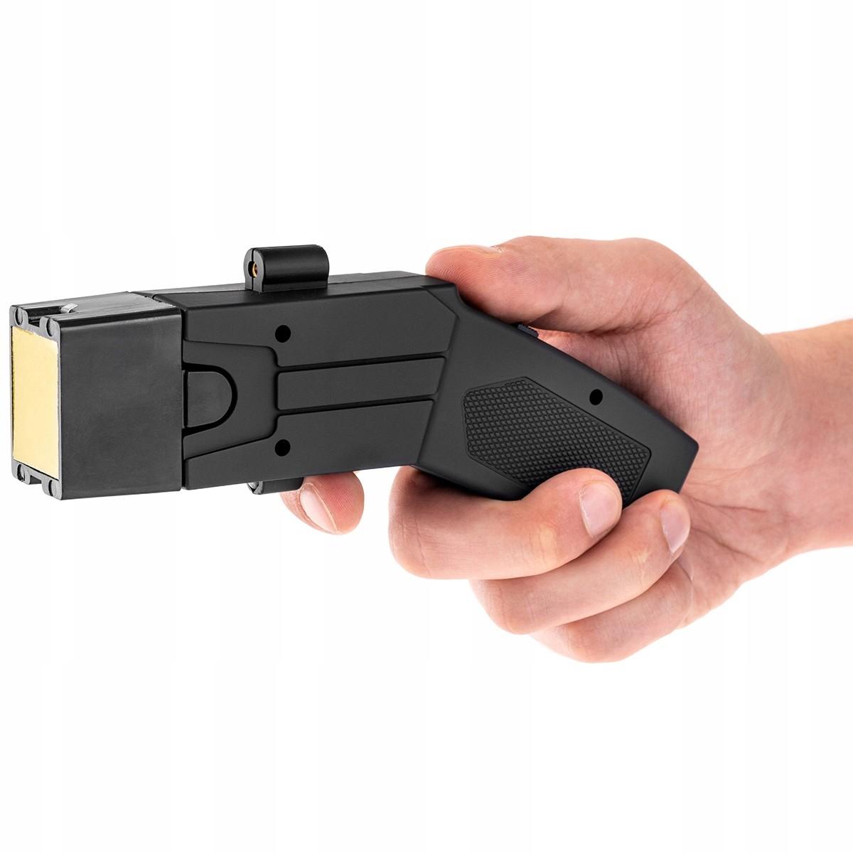 Taser Paralizator Blackfire Blaster Black 1 mln V