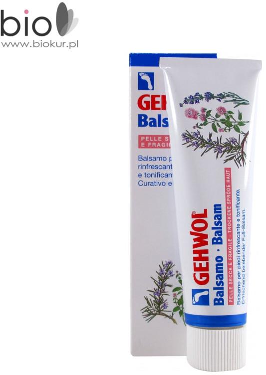 Gehwol Balsam odświeżający do suchej skóry stóp 125 ml 1024707