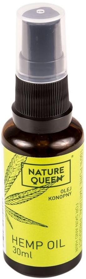 Nature Queen Nature Queen, olej konopny, 30 ml