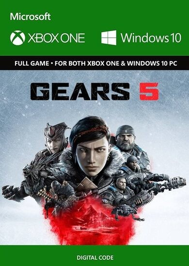 Gears 5 (GRA XBOX ONE) wersja cyfrowa