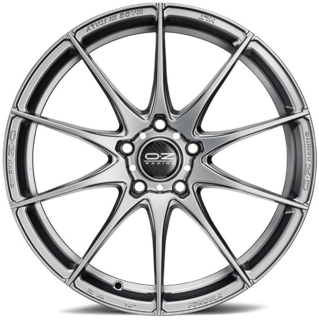 OZ Racing Felga aluminiowa FORMULA HLT GRIGIO CORSA 7,5x17 5x114,30 ET 45 W01907205G1