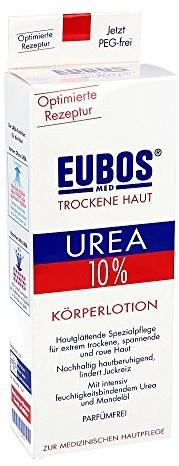 Eubos EUBOS med suchej skóry 10% ekstraktem Urea balsam do ciała, 200ML 3447641-1