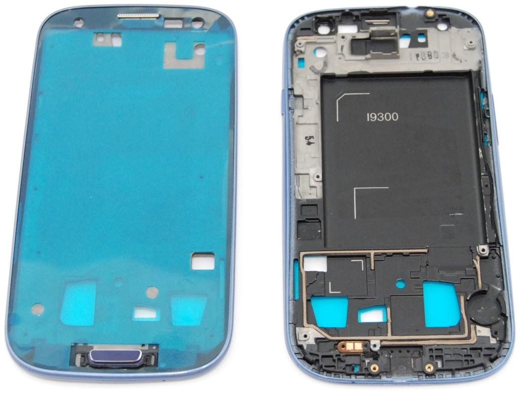 Samsung obudowa Ramka LCD korpus - Galaxy S3 i9300
