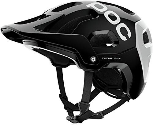 POC kask tectal Race Spin Helmet uranium black/HYDROGEN White 2018 Mountainbike Downhill, czarny 10511