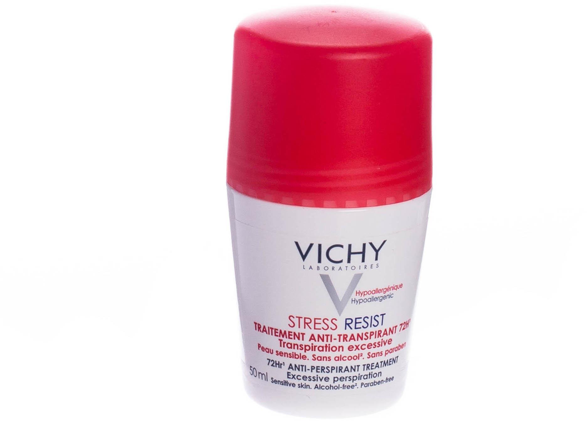 Vichy Deodorant roll-on przeciw nadmiernej potliwości 50ml