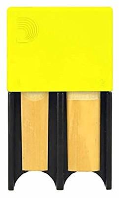 Rico D'Addario osłona trzcinowa do klarnetu i saksofonu, żółty DRGRD4ACYL