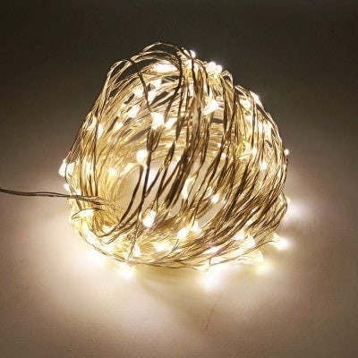 Leds-C4 ZDM ZDM 10M USB Copper Wire Waterproof LED String Light 100 for Festival Christmas Party Decoration DC5V