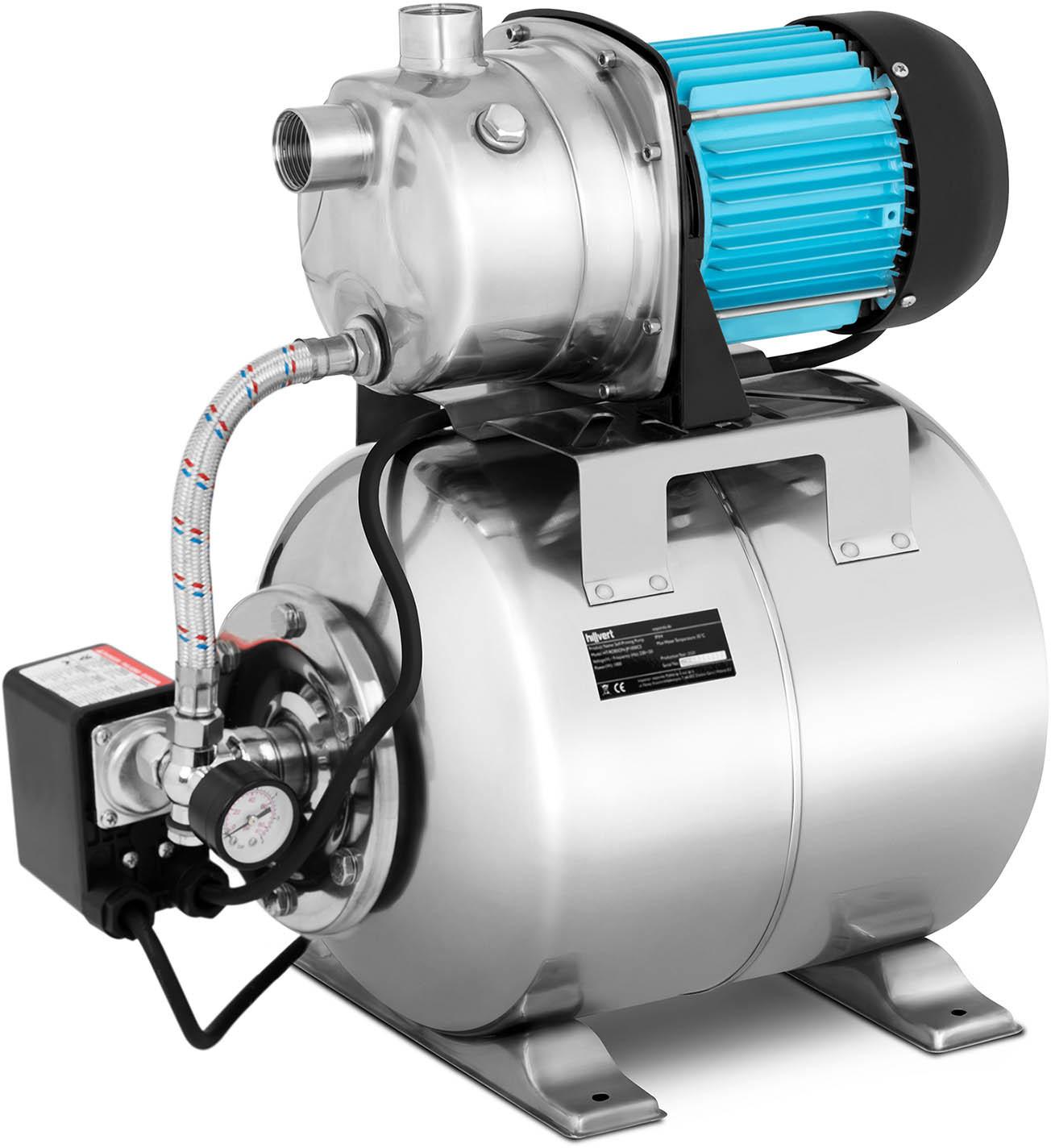 Hillvert Pompa samozasysająca - 1000 W - 19 l - HT-ROBSON-JP1000CS - 3 lata gwarancji/wysyłka w 24h HT-ROBSON-JP1000CS