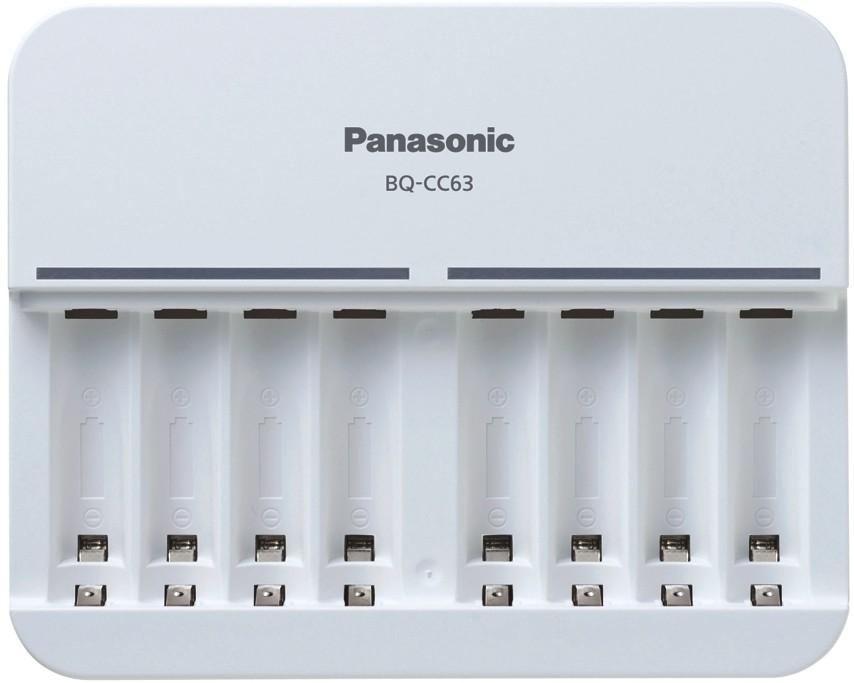 Panasonic Ładowarka BQ-CC63 BQ-CC63