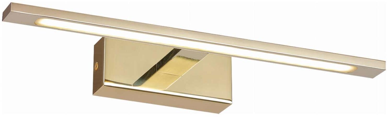 Light Prestige Kinkiet łazienkowy LED ISLA IP44 złoty