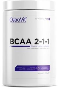 OstroVit SUPREME PURE - BCAA 2-1-1 400 G 002-5902232618495