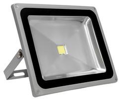 EcoEnergy Naświetlacz LED, 120', HOME LINE, 30W, 2100 lm, 3000K - Szary EE-09-440