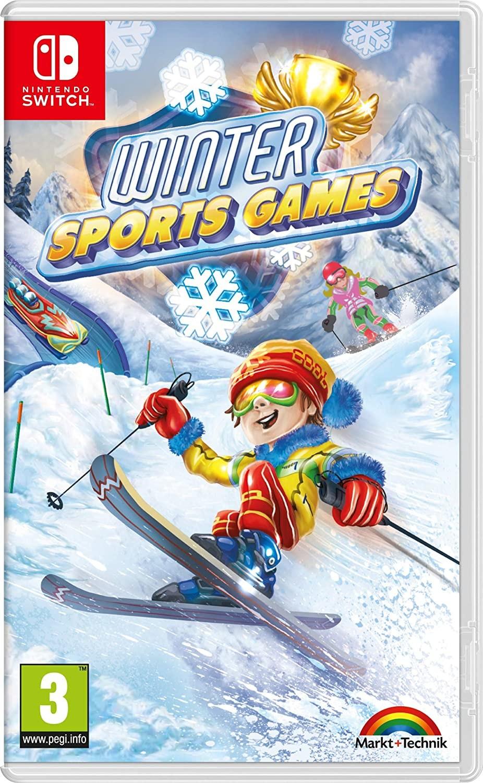 Winter Sports Games (GRA NINTENDO SWITCH)