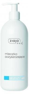 Ziaja pro Ziaja PRO mleczko oczyszczające do cery naczynkowej 500ml 2011