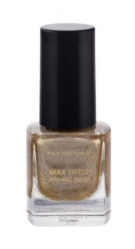 Max Factor Max Effect Mini lakier do paznokci 4,5 ml dla kobiet 01 Ivory