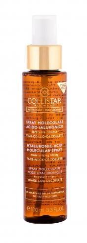 Collistar Pure Actives Hyaluronic Acid Molecular Spray wody i spreje do twarzy 100 ml tester dla kobiet