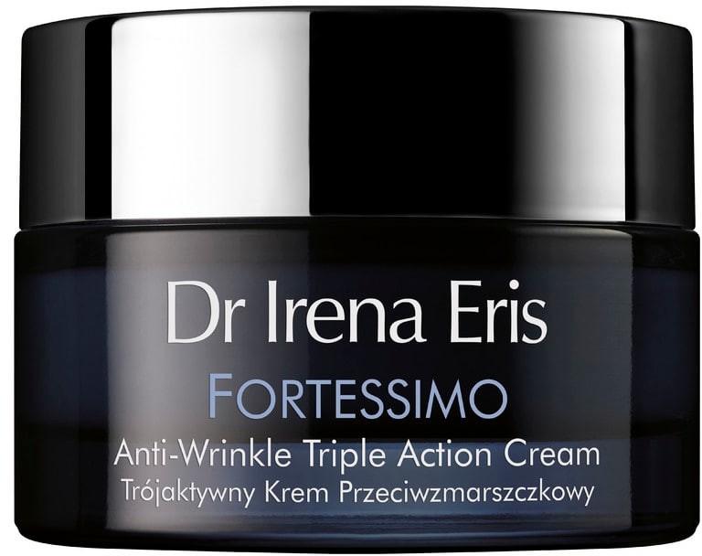 Dr Irena Eris Trójaktywny krem przeciwzmarszczkowy na noc