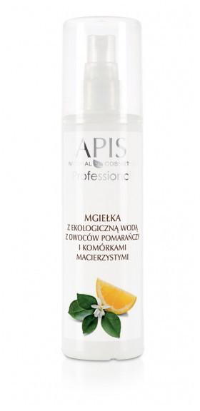 Apis Professional Mgiełka z ekologiczną wodą z owoców pomarańczy i komórkami macierzystymi 150 ml