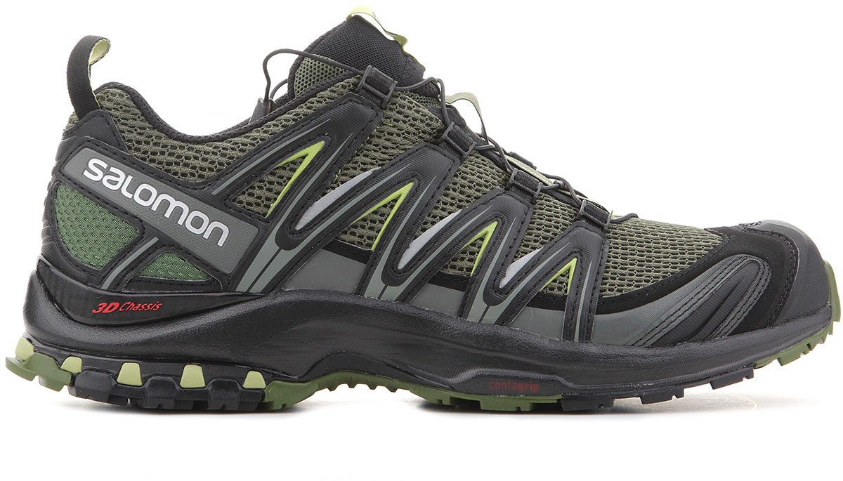 Salomon Men's Xa Discovery Gtx Trail Running Shoes Review