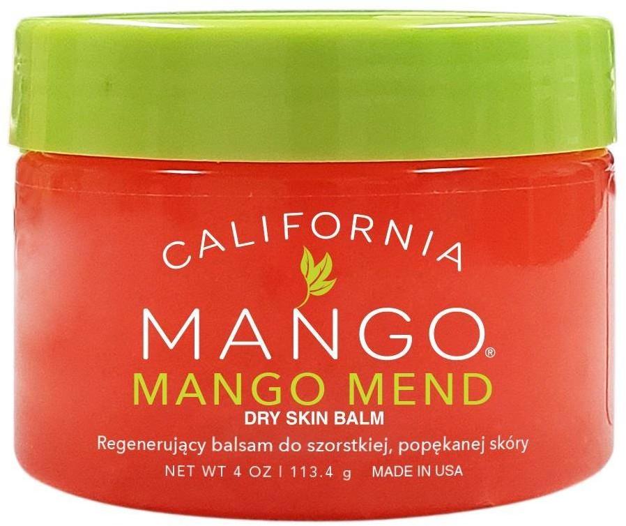 Mango California Mend Dry Skin Balm regenerujący balsam do szorstkiej popękanej skóry 113.4g