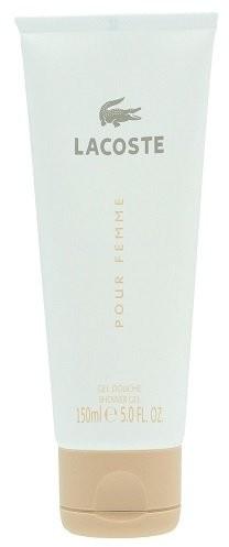 Lacoste Pour Femme, Femme/woman, żel pod prysznic, 150ML 1L27705
