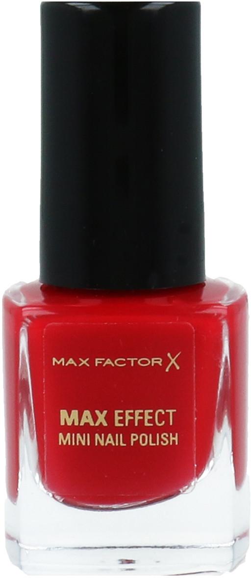 Max Factor Mini Nail Polish Mini Lakier Do Paznokci 39 Ruby Tuesday 96037850