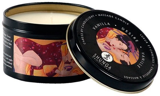 Shunga (CAN) Desire Massage Candle 170 ml 6_3526
