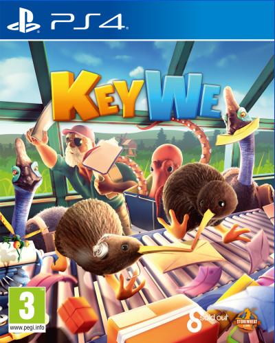 KeyWe (GRA PS4)