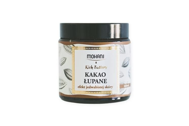 Mohani MOHANI_Rich Butters masło do ciała Kakao 100ml