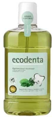 ecodenta EcoDenta Wielofunkcyjny płyn do płukania jamy ustnej 500ml