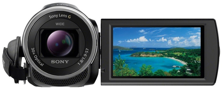 Sony HDR-CX6 (SONY HDR-CX625)