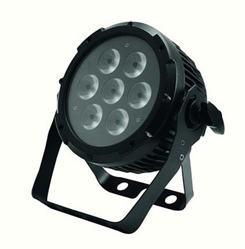 FUTURELIGHT 51842545 PAR-7 QCL RGBA Pro Slim LED-Spot 51842545