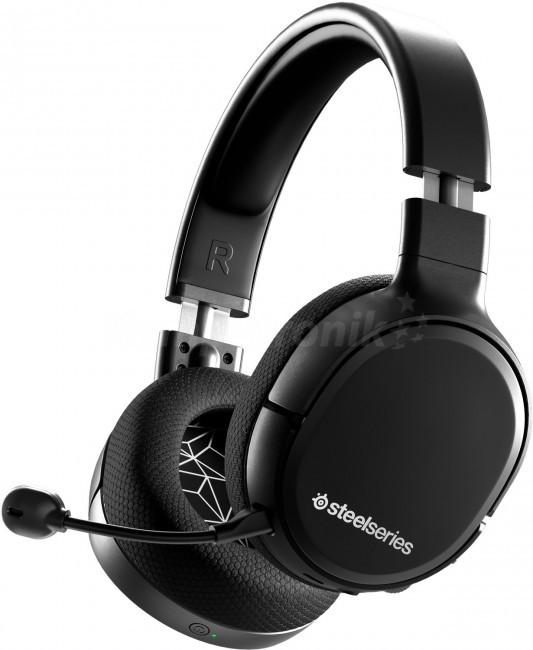 SteelSeries Arctis 1 Wireless czarne