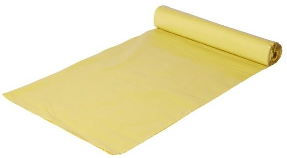 Folia paroizolacyjna 0 2 mm 2 x 15 m żółta 30 m2